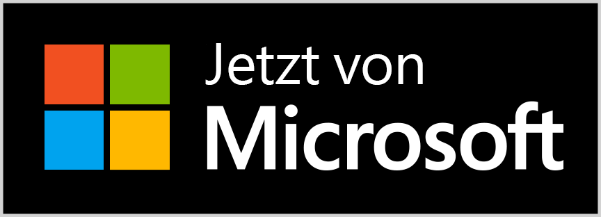 Jetzt von Microsoft